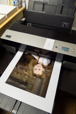 Professional Printing of Professional Images